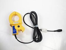 Hioki Model 9661 AC Clamp with BNC End, CAT III 500 Amp 600 Volt, 1mV/A Output