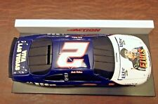 Rusty Wallace #2 Nascar Miller 1:24 Elvis Collectible 98 Ford Taurus LE Bank HTF