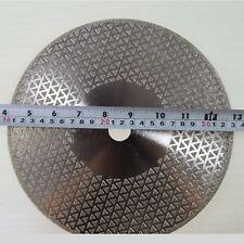 Diamond Blade 230mm Electroplated Triangular Pattern 141056A