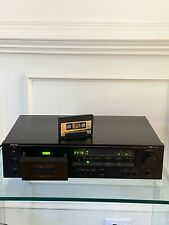 Nakamichi Cr 3A 3Head Cassette Deck Rare Gear Drive Fully Serviced Awesome Sound