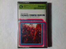 PREMIATA FORNERIA MARCONI Prime impressioni mc SIGILLATA PFM P.F.M.