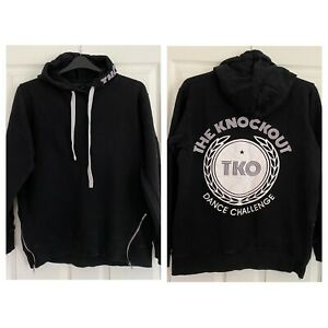 """TKO The Knockout Dance Challenge Oversized Hoodie. Mens/Womens. Large 46"""" Chest."""