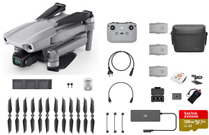 DJI Mavic Air 2 Fly More Combo 4K Plus Pro Bundle