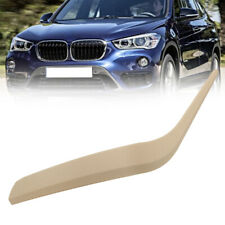 Beige Right Side Inner Door Panel Handle Pull Trim Cover For BMW X1 E84 2010-16