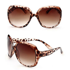 Large Oversized Ladies Women Sunglasses Desinger Big Frame Retro Vintage Leopard