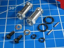 Pair 20 mm Wheel Spacer Extender Tamiya RC 1/10 Toyota Tundra Hilux Ford F350
