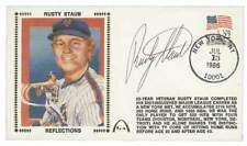 RUSTY STAUB - Signed Gateway Cover