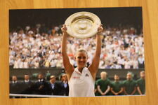 ORIGINAL Autogramm von Angelique Kerber. pers. gesammelt. 20x30 FOTO. WIMBLEDON