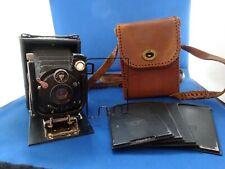 AGC Rodenstock Munchen Folding Camera 1:6,3 F=10,5cm TRINAR Anastigmat Lens