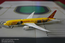 JC Wing Hainan Airlines Airlines Boeing 787 Kungfu Panda Yellow Model 1:400