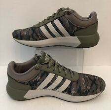 New listing Adidas Cloudfoam Ultiimate Mens Athletic Shoes Running Walking Camo Size 8