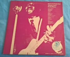 MUDDY WATERS, BACK IN THE EARLY DAYS VOLUMES 1 & 2, SYNDICATE CHAPTER, DBL,G/F,