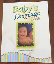 Baby's First Language Book