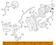 GM OEM Turbocharger Turbo-Oil Pipe Gasket 97227012