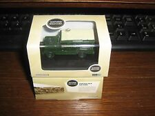 Oxford DIE-CAST-Land Rover Serie 2 LWB hard top-ESERCITO - 4th Div 00/1: 76