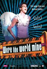 WERE THE WORLD MINE Movie POSTER 27x40 French Tanner Cohen Wendy Robie Judy