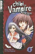 Chibi Vampire: The Novel Volume 8 Chibi Vampire: The Novel Tokyopop