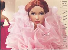 2005 Madame Alexander Catalog Runway Doll Reference 16 Color pages Coquette New
