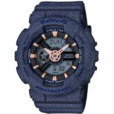 OFFICIAL Casio G-SHOCK DENIM'D COLOR GA-700DE-2AJF / AIRMAIL with TRACKING