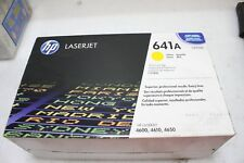 HP Laserjet 641A C9722A Yellow Print Cartridge