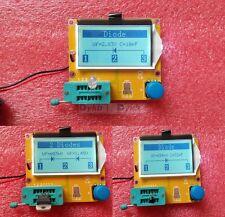 T4 ESR Meter Mega328 Transistor Tester Diode Triode Capacitance LCR MOS PNP NPN