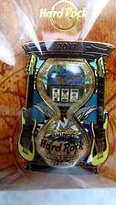 HARD ROCK CAFE PIN 2017 TAMPA SAND CLOCK GLOBAL SERIES