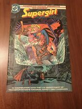 American Honda Presents Supergirl (DC 1984)