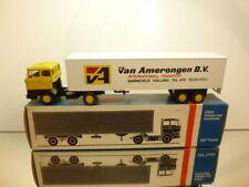 LION CAR 59 DAF 2800 + EUROTRAILER van AMERONGEN- PROMO 1:50 - VERY GOOD IN BOX