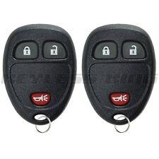 Fits 2008-2010 Saturn Vue Keyless Entry Remote Car Key Fob 15913420 2x