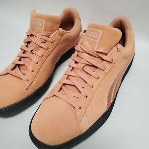Puma ftwdm/fiddm Men Pink Suede Shoes