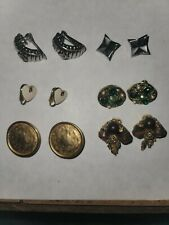 free shipping buy now Clip on earrings lot