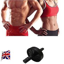 Ab Abdominal Exercise Wheel Fitness Strength Training Stomach Cruncher Roller