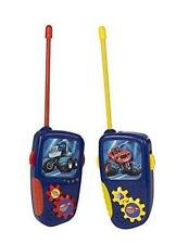 Nuevo Blaze & The Monster Machines Walkie Talkie Set