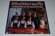 Waldlermesse und Volkslieder aus dem Bayerischen Wald~German IMPORT~Isarton