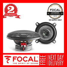Focal Access 100AC 4'' 10cm 2-way Coaxial Speakers 2 Year Warranty