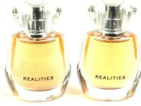 Lot of 2 Pieces~Realities by Liz Claiborne Women's Perfume .5 oz EDP Sp unbox.