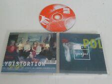 Gusgus/Polydistortion (4AD Dad 7005 CD) CD Album