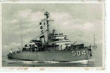 hoogzeemijnenveger Breydel M906 , hier nog als US Navy MSO 504