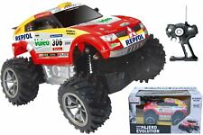 Rastar Radio Remote Control Mitsubishi Motors Paris Dakar Pajero Evolution Model