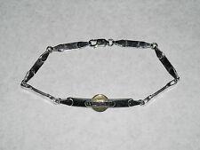 PIERRE CARDIN vintage sterling silver 925 bracelet braccialetto argento anni '80