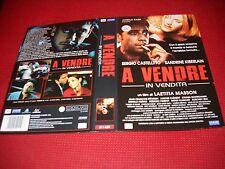 Locandina VHS - A VENDRE  In Vendita (1998) -  DTA  originale - used