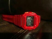 Casio G-Shock G-Lide GLX-5500A-4 Rare Digital Red Mens Watch 200M WR GLX-5500