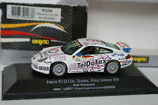 Onyx 1/43 - Porsche 911 GT3 Cup Teldafax Pirelli  SuperCup 1999