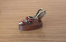 Échelle 1:12 Paire De Résine Homme Chaussures tumdee Maison de Poupées Miniature Accessoire MS4