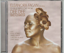 ELAONORA FAGAN TO BILLIE WITH LOVE FROM DEE DEE BRIDGEWATER - CD ( COME NUOVO )