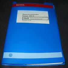 Werkstatthandbuch VW Passat B5 Automatik Getriebe 01V 5 Gang Allradantrieb 1998