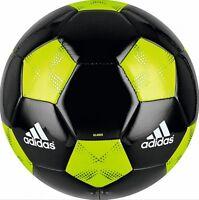 * Fußball Adidas 11 Glider schwarz - neongrün [Größe 5] *