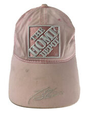 The Home Depot Nascar #20 Tony Stewart Adjustable Women's Baseball Ball Cap Hat