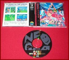Super Sidekicks 2 Soccer for the Japanese Import Neo Geo CD System Complete!