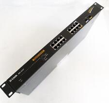 D-Link DGS-1216T 100 - 240 VAC 16-Port Gigabit Switch -used-